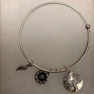 Earth Angel Sunflower Bracelet